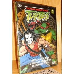 DVD TEENAGE MUTANT NINJA TURTLES VOL.2