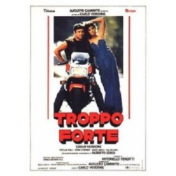 VHS TROPPO FORTE