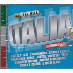 CD ALL HITS ITALIA INVERNO 2003