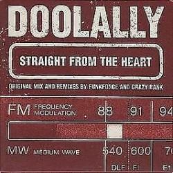 CD DOOLALLY-STRAIGHT FROM THE HEART