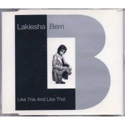 CD LAKIESHA BERRI-LIKE THIS AND LIKE THAT