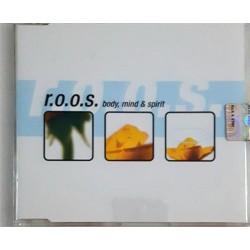CD R.O.O.S.-BODY, MIND E SPIRIT