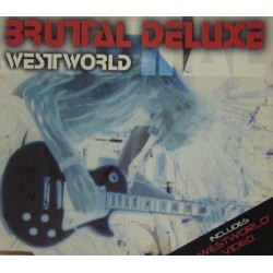 CD BRUTAL DELUXE-WEST WORLD