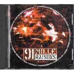 CD 91 MILLE RAISONS