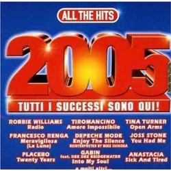 CD ALL THE HITS 2005