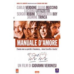 DVD MANUALE D'AMORE