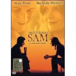 DVD MI CHIAMO SAM CI VUOLE SOLO AMORE