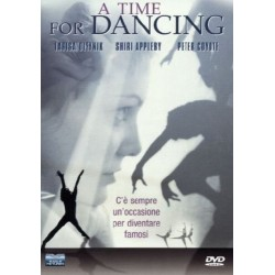 DVD A TIME FOR DANCING
