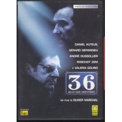 DVD 36 QUAI DES ORFEVRES