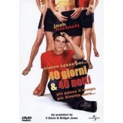 DVD 40 GIORNI 40 NOTTI