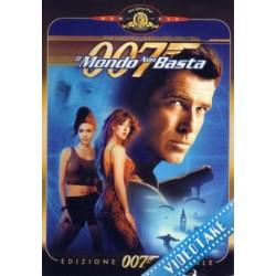 DVD 007 IL MONDO NON BASTA