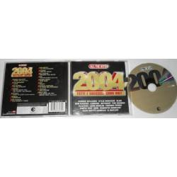 CD ALL THE HITS 2004 TUTTI I SUCCESSI SONO QUI'