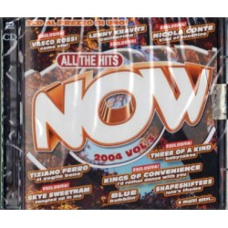 CD ALL THE HITS NOW 2004 VOL.3
