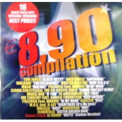 CD 8,90 COMPILATION