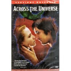 DVD ACROSS THE UNIVERSE