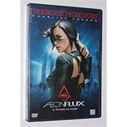 DVD AEONFLUX IL FUTURO A INIZIO