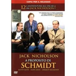 DVD A PROPOSITO DI SCHMIDT