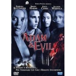 DVD ADAM E EVIL