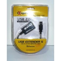 PROLUNGA USB EXTENDER 5 MT.