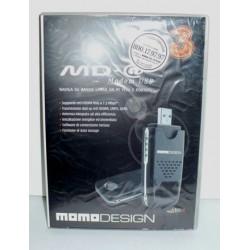 MODEM 3 USB MD MOMO DESIGN  7,2 MBPS