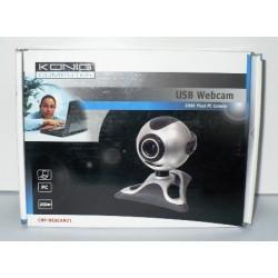 KONIG WEBCAM 300K PIXEL-USB
