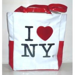 BORSA SHOPPER I LOVE NEW YORK