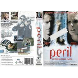 VHS PERIL LA MISURA DELLA PAURA
