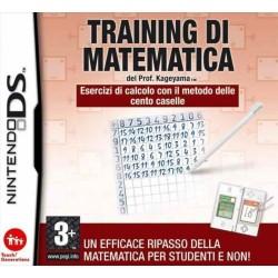 GIOCO NINTENDO DS - TRAINING DI MATEMATICA