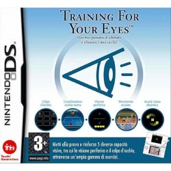 GIOCO NINTENDO DS - TRAINING FOR YOUR EYES