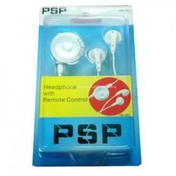 HEADPHONE REMOTE CONTROLL PSP