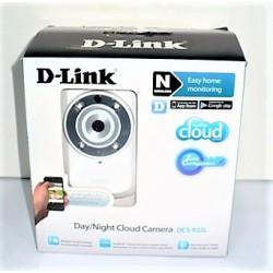 D-LINK DCS-932L VIDEOCAMERA DI SORVEGLIANZA WIRELLES