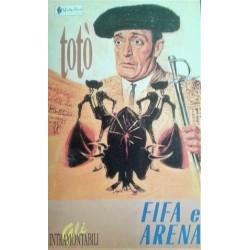 VHS TOTO' FIFA E ARENA