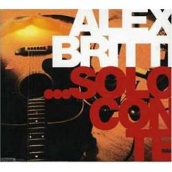 CD ALEX BRITTI-SOLO CON TE