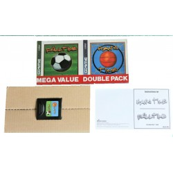 Nintendo Gameboy Color GBC non ufficiali Rocket Games Twin Pack FULL TIME Hang T...