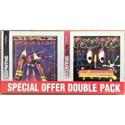 Game Boy Color Rocket Games Double Pack SPAZIO invasione & pittore RARO