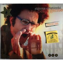 CD SIMONE CRISTICCHI-CHE BELLA GENTE