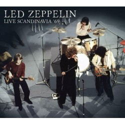 Audio Cd Led Zeppelin - Live Scandinavia '69