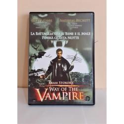 Dvd **WAY OF THE VAMPIRE** di Bram Stoker's