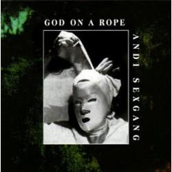 CD ANDY SEXGANG - GOD ON A ROPE -