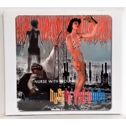 CD NURSE WITH WOUND - HUFFIN RAG BLUES -