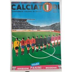 ALBUM CALCIATORI 1964-1965   , Ristampa L' Unita' , Figurine Panini Serie A