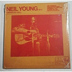 CD NEIL YOUNG - CARNEGIE HALL 1970